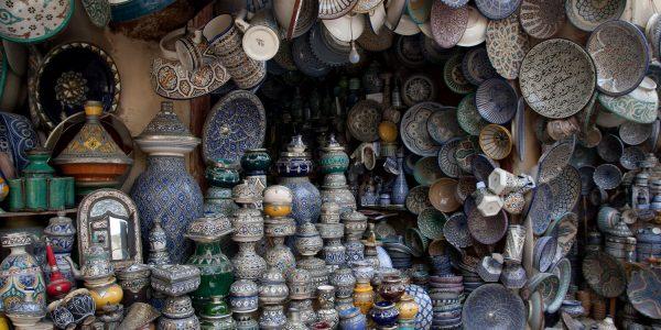 artesania-en-la-medina-fez