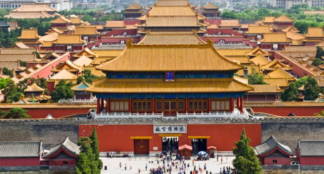China Dos Capitales – 6 días
