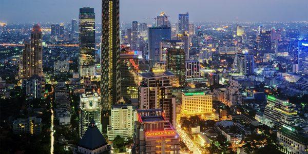 Bangkok vistas