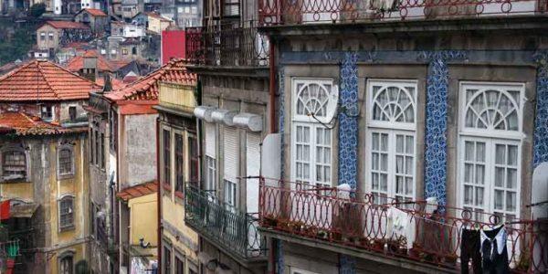 Casas de Oporto