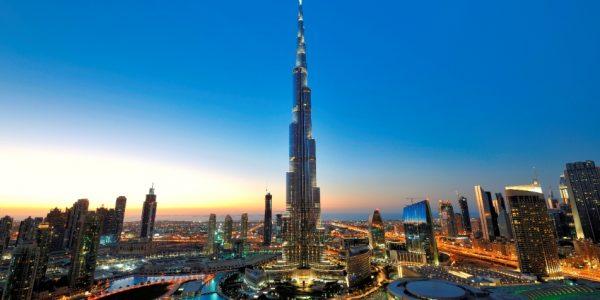 Dubai noche