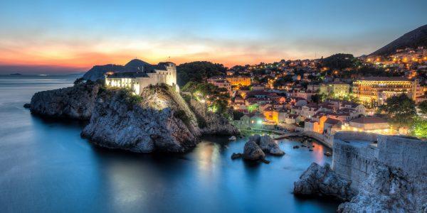Dubrovnik nocturna
