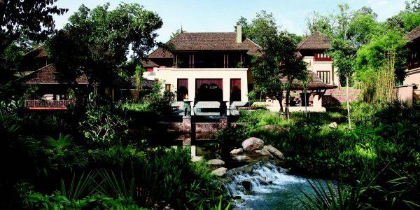 Four-Seasons Resort Chiang Mai