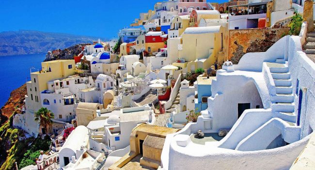 Atenas, Mikonos, Santorini – 8 días
