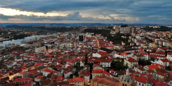 Panorámica Coimbra