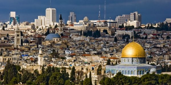 Panorámica Jerusalem