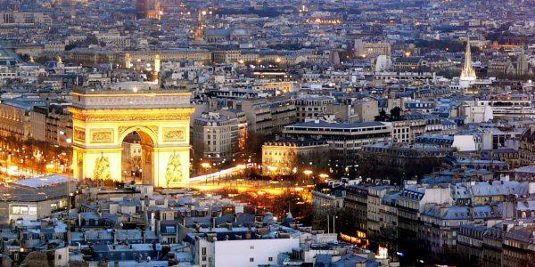Paris, Arco del Triunfo