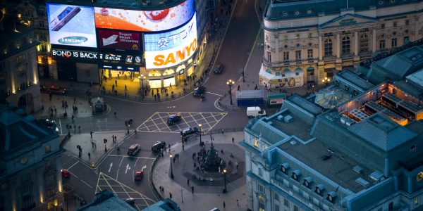 Picadilly vista aerea