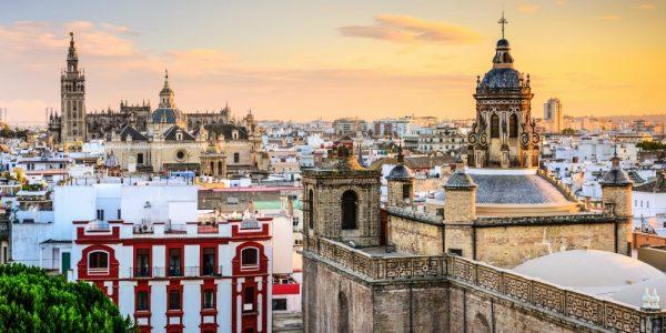 Sevilla vista