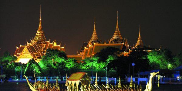 Thailandia de noche