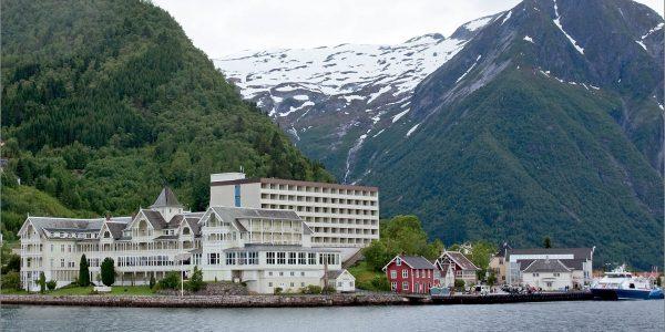 Kvikne's Hotel in Balestrand