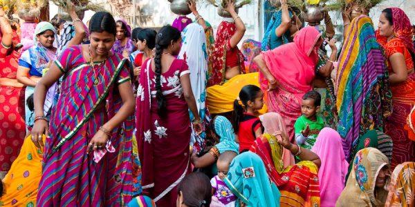Mujeres Delhi