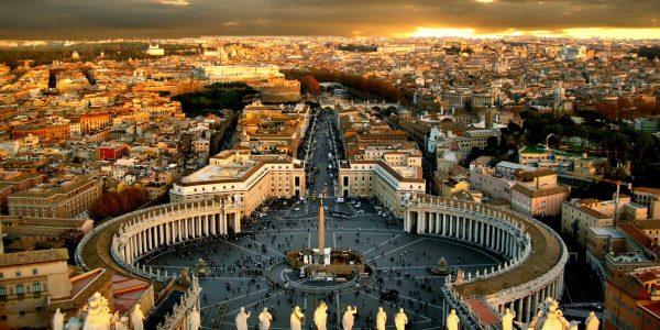 Roma desde el Vaticano