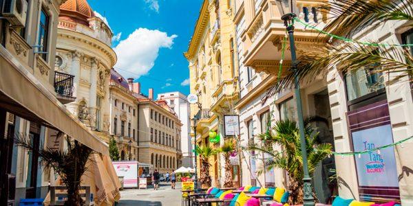 Bucarest-calle