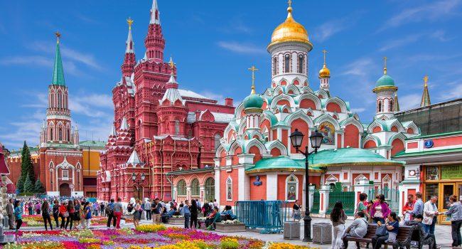 Rusia con Carisma – 8 días